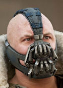 Bane in mask